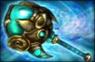 Mystic Weapon - Xu Zhu (WO3U)