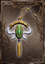 Tortoise Amulet (DWB)