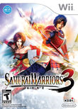 Samurai Warriors 3 Boxart