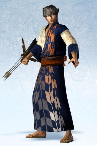 File:Motonari Mori Yukata Costume (SW4E DLC).jpg