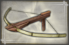 Crossbow - 1st Weapon (DW7)