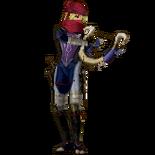 Sheik Alternate Costume (HWL)