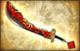 Big Star Weapon - Scarlet Slicer