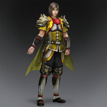 Guan Xing Collaboration Outfit (DW8XL DLC)