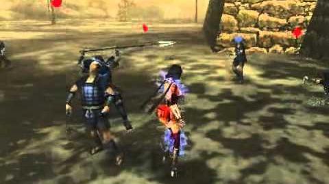 Samurai Warriors Chronicles 2nd Naotora Ii