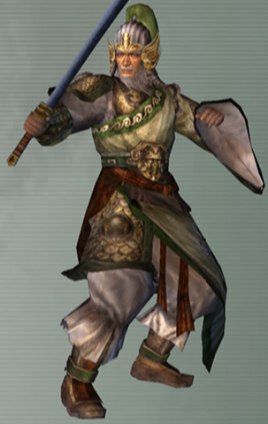 File:DW5 Huang Zhong Alternate Outfit.png