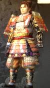 Hizamaru Great Armor (Kessen III)