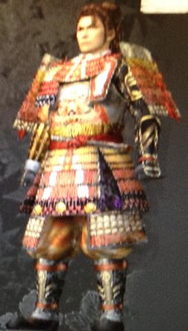 File:Hizamaru Great Armor (Kessen III).png