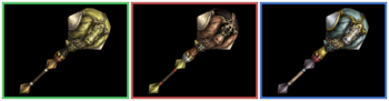 DW Strikeforce - Cudgel 9