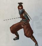 Ninja Model (SW2)