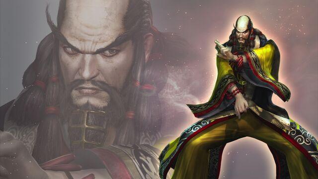 File:Zhang Jiao Wallpaper (WO3 DLC).jpg