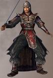 DW5 Sun Jian Alternate Outfit