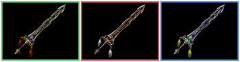 DW Strikeforce - Long Sword 12