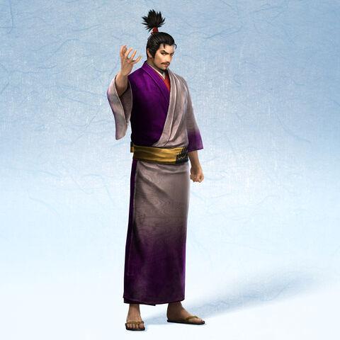 File:Nobunaga Oda Yukata Costume (SW4E DLC).jpg