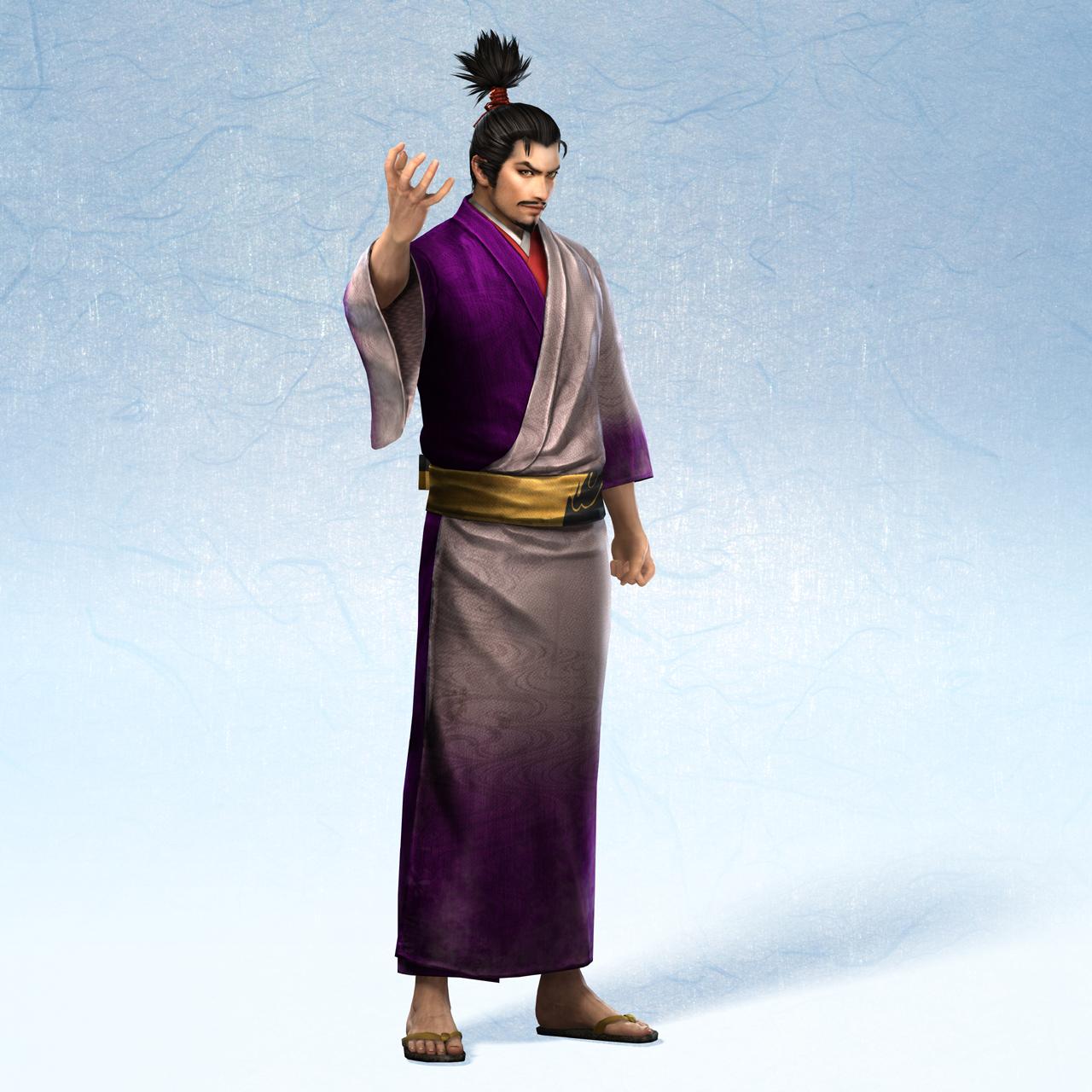 Warriors Orochi 3 Ultimate Nobunaga Oda: Image - Nobunaga Oda Yukata Costume (SW4E DLC).jpg