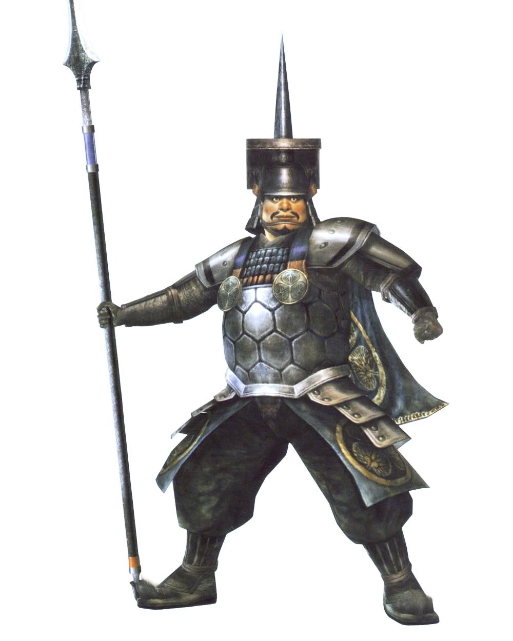 Warriors Legends Of Troy Part 1: Image - Ieyasu Tokugawa SW1.png