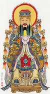 Jade Emperor Illustration