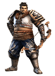 File:Xiahou Yuan - Dynasty Warriors Strikeforce.png