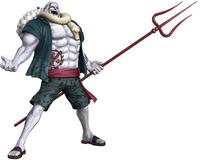 Hordy Jones Pirate Warriors 3