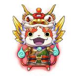 Jibanyan S Liu Bei (YKROTK)