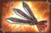 Throwing Knives - 3rd Weapon (DW7)