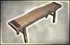 Dragon Bench - 1st Weapon (DW8XL)