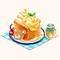 Honey Toast (TMR)