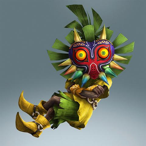 File:Skull Kid Alternate Costume 2 (HWL DLC).png