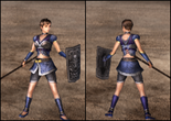 Edit Female Outfit - Light Armor (DW5)