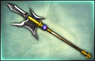 Short Halberd - 2nd Weapon (DW8)