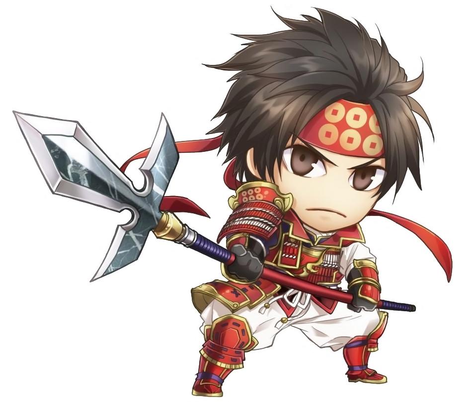 Warriors Orochi 3 9 Tails: Image - Yukimura Sanada (SWS).png