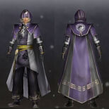 Costume Set 4 - Male (DW7E DLC)