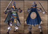 Edit Male Outfit - Grand Armor (DW5)