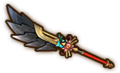 Naginata - 3rd Weapon (HW)