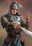 ROTK12 Zhu Huan