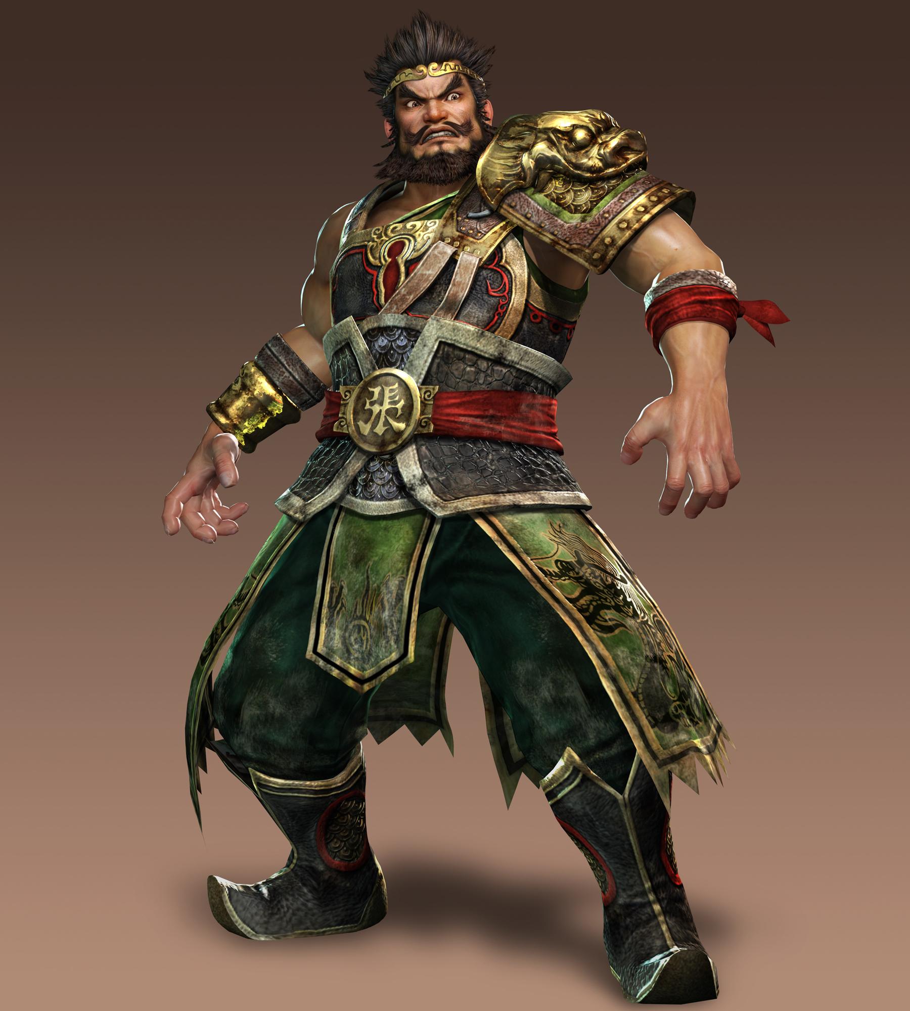 1003  February 21  2011  Zhang Fei Dynasty Warriors