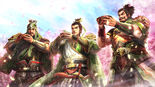Three Kingdoms Wallpaper (DW8 DLC)