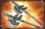 Twin Axes - 3rd Weapon (DW7)