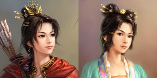 File:Sun Shangxiang (ROTK11).png