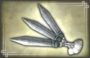 Throwing Knives - 2nd Weapon (DW7)