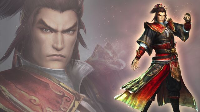 File:Sun Quan Wallpaper (WO3 DLC).jpg