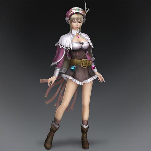 File:DW8XL - Wangyuanji - Poll Costume.png