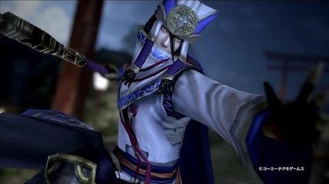 『戦国無双4』 大谷吉継