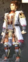 Armor of Fidelity (Kessen III)