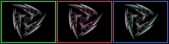 DW Strikeforce - Tri Blades 7