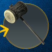File:Builder's Wooden Mallet (DQH2 DLC).png