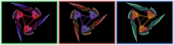DW Strikeforce - Tri Blades 10