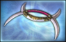 Deer Horn Knives - 3rd Weapon (DW8XL)