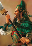 Guan Yu Illustration (ROTK12TB)