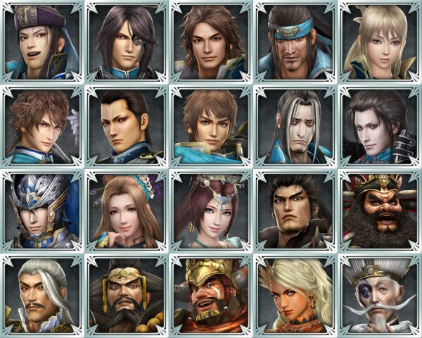 File:Jin & Others Avatar Set (DW8 DLC).jpg